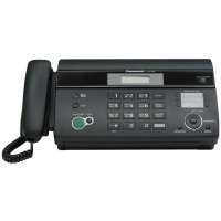 Факс Panasonic KX-FT984RUB